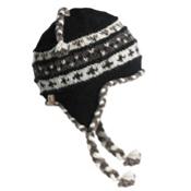 Turtle Fur Nepal Tyler Womens Hat, Black, medium