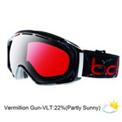 Bolle Gravity Goggles 2013, Space-Vermillon Gun, medium