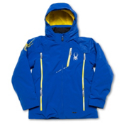 Spyder Avenger Boys Ski Jacket, Just Blue-Just Blue-Sun, medium