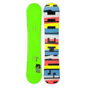 Ride Crush Wide Snowboard, 153cm Wide, medium