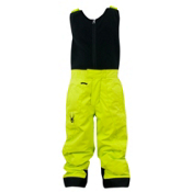 Spyder Mini Expedition Toddlers Ski Pants, Sharp Lime-Sharp Lime, medium