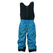 Spyder Mini Expedition Toddlers Ski Pants, Collegiate Mosaic Print, medium