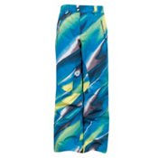 Spyder Vixen Girls Ski Pants, Taxi Fade Away, medium
