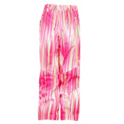 Spyder Vixen Girls Ski Pants, Diva Pink V Speedlines, medium