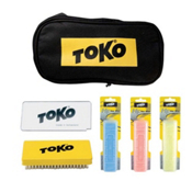 Toko High Fluoro Waxing Kit, , medium