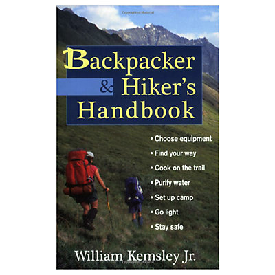 Partners Books Backpacker and Hikers Handbook, , viewer