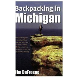 Michigan Trail Maps Backpacking in Michigan 2017, , 256