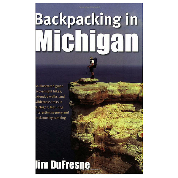 Michigan Trail Maps Backpacking in Michigan 2017, , 600