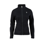 Spyder Core Endure Full Zip Womens Sweater, Black, medium