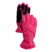 Spyder Astrid Girls Gloves, Diva Pink, medium