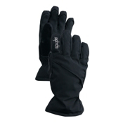 Spyder Astrid Girls Gloves, Black, medium