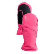 Spyder Astrid Girls Mittens, Diva Pink, medium