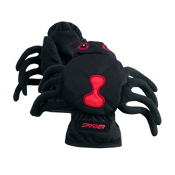 Spyder Mini Animal Toddlers Mittens, Black, medium