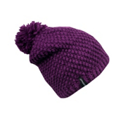 Spyder Brrr Berry Hand Knit Womens Hat, Gypsy, medium
