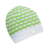 Spyder St. Moritz Kids Hat, Green Flash, medium