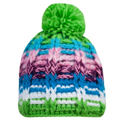 Spyder Bitsy Mosaic Hand Knit Toddlers Hat, , medium
