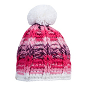 Spyder Bitsy Mosaic Hand Knit Toddlers Hat, White, medium
