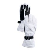 Spyder Synthesis Gore-Tex Womens Gloves, White-White, medium