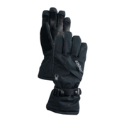 Spyder Synthesis Gore-Tex Womens Gloves, Black-Black, medium