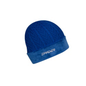 Spyder Core Sweater Womens Hat, Blue My Mind, medium