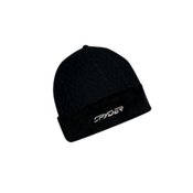 Spyder Core Sweater Womens Hat, Black, medium