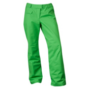 Spyder Winner Athletic Fit Womens Ski Pants, Classic Green, medium