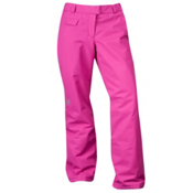 Spyder Winner Athletic Fit Womens Ski Pants, Sassy Pink, medium