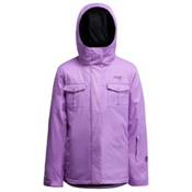Orage Antares Girls Ski Jacket, Light Purple, medium