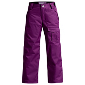 Orage Tassara Girls Ski Pants, Grape, medium