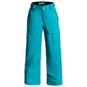 Orage Tassara Girls Ski Pants, Teal, medium