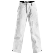 Orage Tassara Girls Ski Pants, White, medium
