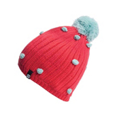 Orage Curtain Beanie Kids Hat, Orchid, medium