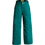Orage Tarzo Kids Ski Pants, Dark Green, medium