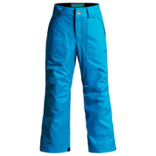 Orage Tarzo Kids Ski Pants, Winter Blue, medium