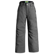 Orage Tarzo Kids Ski Pants, Dark Grey, medium