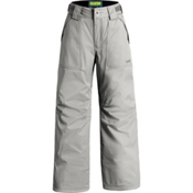 Orage Tarzo Kids Ski Pants, Light Grey, medium