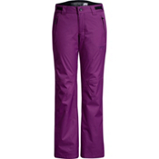 Orage Alva Womens Ski Pants, Dark Purple, medium