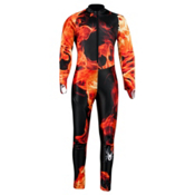 Spyder Performance GS Race Suit Boys, Squeeze Inferno, medium