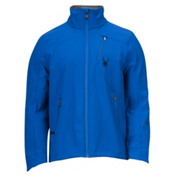 Spyder Fresh Air Soft Shell Ski Jacket, Just Blue-Just Blue, medium