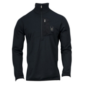 Spyder Bandit 1/2 Zip T-Neck Mens Mid Layer, , medium