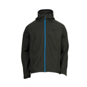 Spyder Core Upward Full Zip Hoodie, Peat-Collegiate, medium