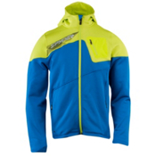 Spyder Strato Fleece Hoodie, Collegiate-Sharp Lime, medium