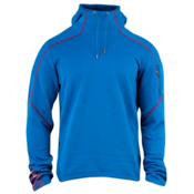 Spyder Boosted Hoody Hoodie, Collegiate-Volcano, medium