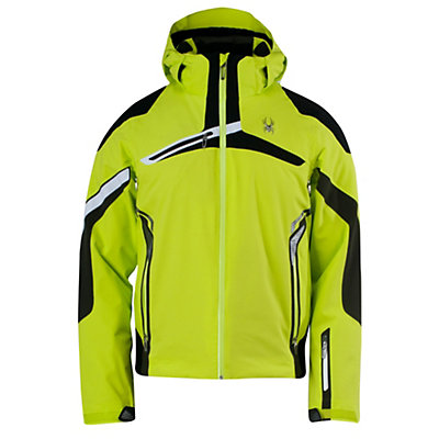 Spyder Alps Mens Insulated Ski Jacket (Previous Season), , viewer