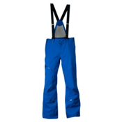 Spyder Dare Athletic Fit Short Mens Ski Pants, Just Blue, medium