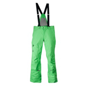 Spyder Dare Athletic Fit Short Mens Ski Pants, Classic Green, medium