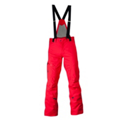 Spyder Dare Tailored Fit Mens Ski Pants, Red, medium