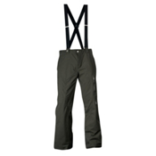Spyder Propulsion Athletic Fit Mens Ski Pants, Peat, medium