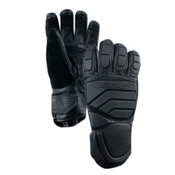 Spyder Team Gore-Tex Gloves, Black-Black, medium