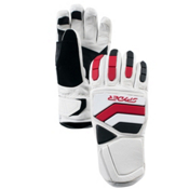 Spyder Team Gore-Tex Gloves, White-Red, medium